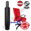 "thumbnail 1 - Office Chair - Gas Spring Lift - Class 4 Super Heavy Duty - BIFMA - 7"" - Black"
