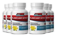 Ginkgo Herb Extract - St. John's Wort Extract 475mg - Improved Life Quality 6b