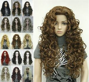15-colors-Long-Spiral-Curls-Women-Ladies-Natural-Daily-wig-Hivision-5950