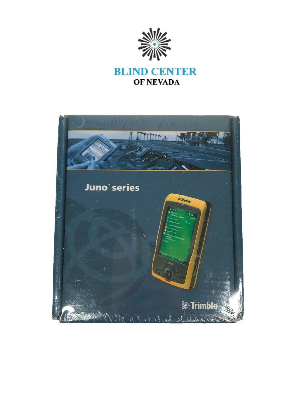 Trimble JUNO SB Outdoor GPS Mapping Data Collector (New)