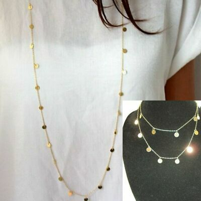 Gold Choker, Gold Disc Necklace Gold Sequin Choker Gold Choker Gold Coin Choker Coin Choker Gold Disc Choker Gold Coin Necklace