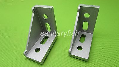 3060 Corner Angle Joint Bracket for Aluminum Profile Extrusion 3030 Slot 8mm