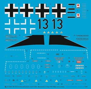 Peddinghaus-Decals-1-24-3683-Fw-190-A-8-Oberstleutnant-Josef-Priller-Normandie