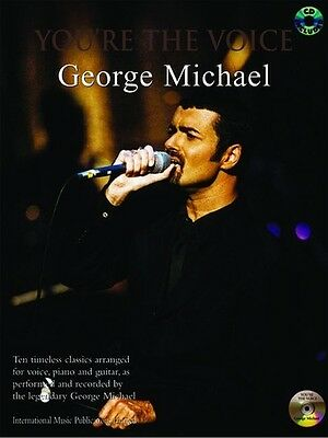 Michael George YouRe The Voice P//V//G Cd Partition