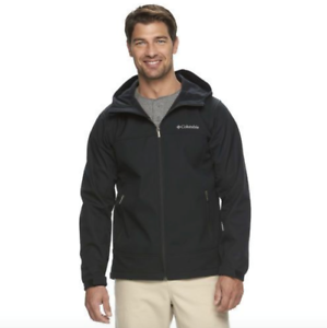 Columbia Lucky Find Hooded Softshell Jacket Mens Sizes S M