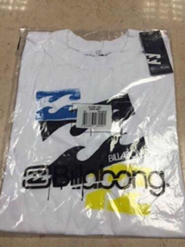 Bambini ragazzi Billabong Drip Boy T Shirt Top 10 età 14,16 anni