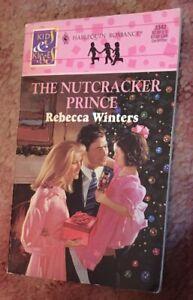 Harlequin-Romance-The-Nutcracker-Prince-By-Rebecca-Winters-Paperback-1994