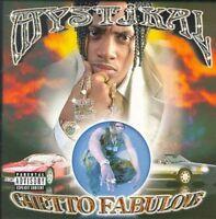 Mystikal - Ghetto Fabulous [new Cd] Explicit on Sale