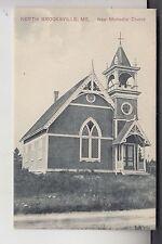 New Methodist Church North Brooksfield  Maine ME
