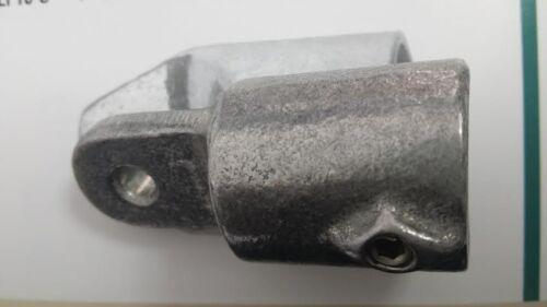 """Bimini Top Aluminum 7//8/"""" Eye End Marine Grade Fittings Pair 2 pieces Hardaware"""