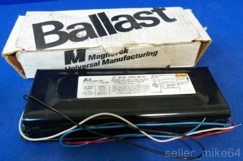 MAGNETEK JEFFERSON ELECTRIC 304-1151-800 FLUORESCENT LAMP BALLAST *PZF* 120 V