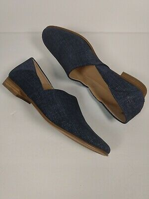 Sentimental En realidad templo  Clarks Pure Tone Women's Slip On navy blue new without box free shipping  5050409713570 | eBay