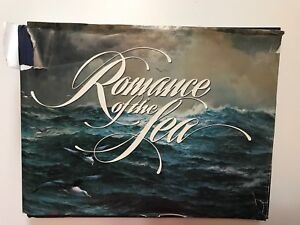 ROMANCE-OF-THE-SEA-BY-J-H-PARRY-HARD-COVER-BOOK-WITH-DUST-JACKET