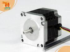 Wantai Nema23 Stepper Motor 177oz-in 56mm 2.8A   key way CE ISGrind  Mill print