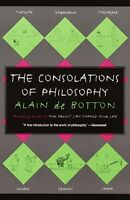The Consolations Of Philosophy By Alain De Botton, (paperback), Vintage , New, F