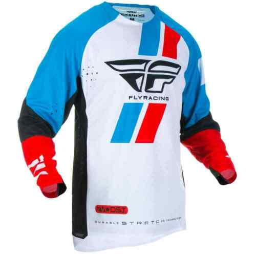 Fly Racing MX Evolution DST Mens Dirt Bike Off Road Motocross Jerseys