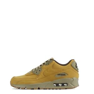 Humedal Escribe email más  Nike Air Max 90 Winter Women's Casual Trainers Shoes Sneakers Wheat Brown |  eBay