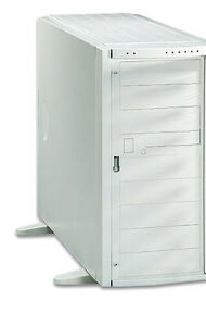 9008-9-bay-Server-Chassis-Tower-Case-No-PSU-beige-Missing-Door-on-Sale-New