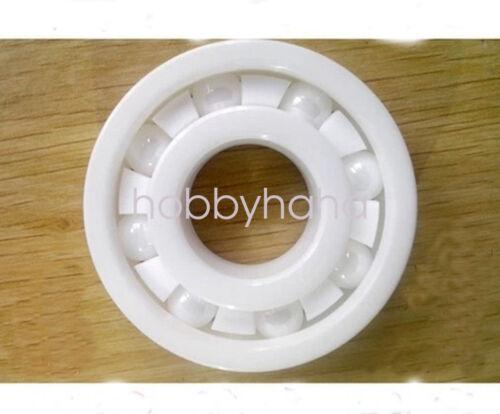 New 2pcs 699 Full Ceramic Bearing ZrO2 Ball Bearing Zirconia Oxide 9x20x6mm