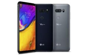 LG-V35-ThinQ-AT-amp-T-Unlocked-V350A-4G-LTE-6-0-034-16MP-64GB-GSM-Smartphone