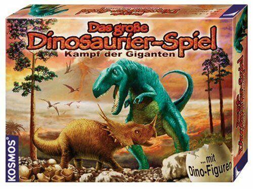 Il grande dinosauri-gioco Cosmo 2006. NUOVO in pellicola. molto RARO