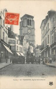 TONNERRE-Eglise-Notre-Dame