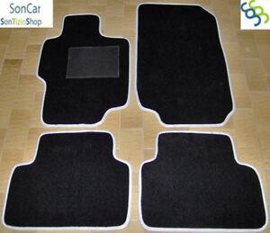 4 block HONDA ACCORD TAPPETI tappetini AUTO su MISURA