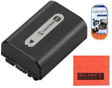 NP-FH50 NPFH50 Battery for Sony CyberShot DSC-HX1 DSC-HX100V DSC-HX200V HDR-TG5V