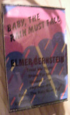Elmer Bernstein Baby The Rain Must Fall Cassette