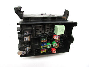 2016 VW JETTA ENGINE COMPARTMENT CONTROL FUSE BOX OEM 15 16   eBayeBay