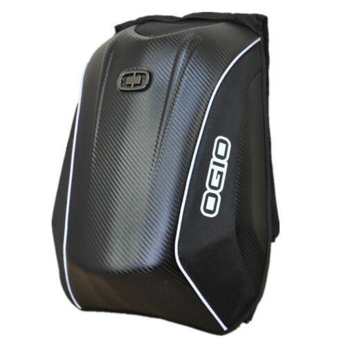 Motorcycle Backpack Motocross Riding Racing Storage Bag Carbon Fiber Motorbike
