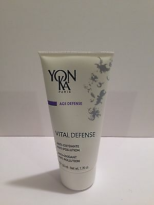 Earnest Yonka Vital Defensa Antioxidante Intense Hidratación 50ml/50mlnuevo To Win A High Admiration And Is Widely Trusted At Home And Abroad. Antiarrugas Cuidado Del Rostro