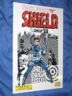 NICK FURY, AGENT OF SHIELD Signed Art Card by Jim Steranko ~MARVEL MASTER PRINTS