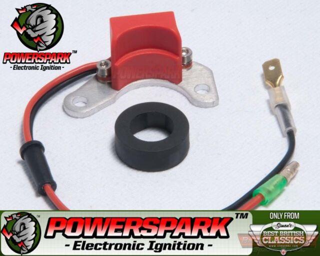 Electronic Ignition Kit, 25D6, Humber, Jaguar, MGC, Austin Healey, Triumph