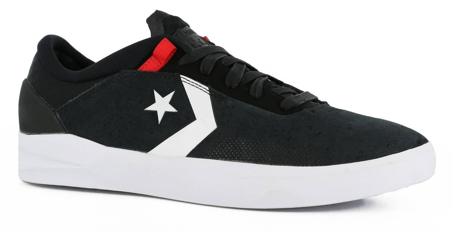 Converse Unisex Cons Metric CLS Shoes Ox Black white red for sale ... a331381e4e