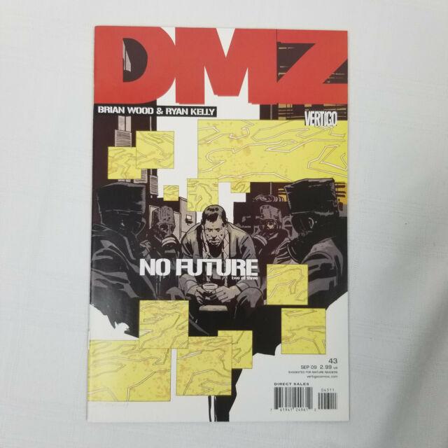 DMZ #43 (Vertico Comics, 2009) VF A2