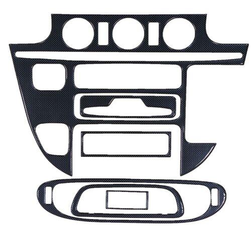 2000-06 Carbone Finition Dash Trim Kit to fit RHD MERCEDES-BENZ SPRINTER W901