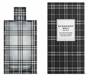 Burberry-Brit-By-Burberry-3-3-oz-100ml-EDT-Spray-For-Men-New-In-Open-Box