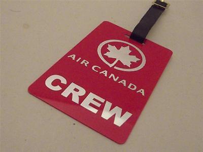 Etiquetas Para Tripulación Novelty Luggage - Air Canada Crew