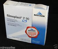 FILMOPLAST P90 PLUS - 2cm x 50m - book repair, hinging and mounting paper tape