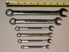 J1211-T500 Proto Full Polish Combination Wrench 11//32-12 Pt.