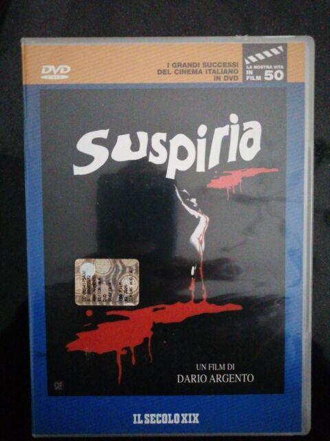 Suspiria Dario argento  (1977) DVD