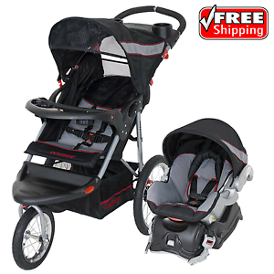 Baby Trend Expedition Jogger Stroller Travel System