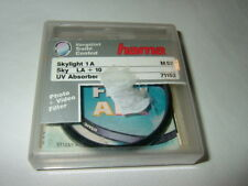 HAMA 71152 ~  Sky 1A Filter ~ 52mm ~  UV Absorber LA+10  .... (F2)