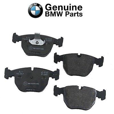 BMW E38 E39 E53 740i 530i X5 Front Brake Pad Set Textar 34116761252