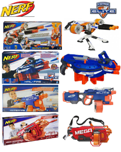 Dart Guns and Soft Darts 158749: Nerf N-Strike Elite Rhino-Fire Blaster