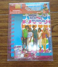 High School Musical 2 Stationary Set – Brand New