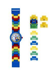 LEGO Classic 8020189 Orologio da polso componibile per bambini con cinturino ...