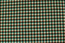 Misto lana pied de poule 4 colori STOFFA AL METRO TESSUTO A METRAGGIO