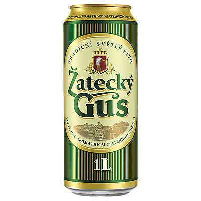 Baltika Gus Pilsner 1L case of 12 International Beer 1000mL